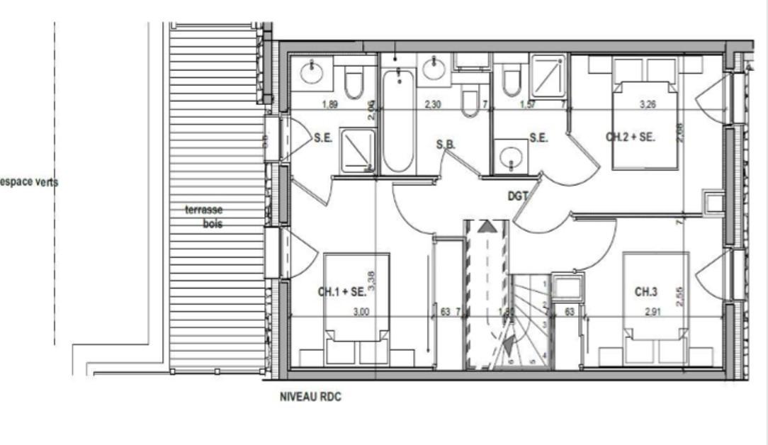 Appartement 4 - 1er étage