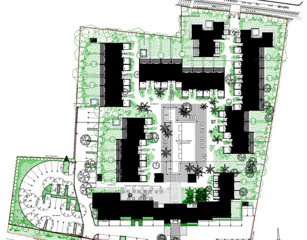 THE HOTEL - PLAN