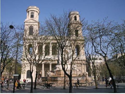 Place Saint Sulpice