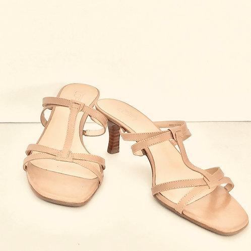 Ann Taylor Slip On Sandals