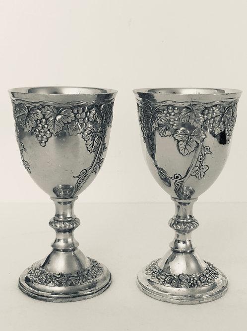 Goblets, Pair