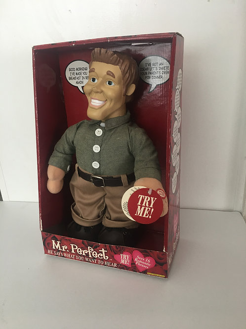Perfect Husband Talking Doll