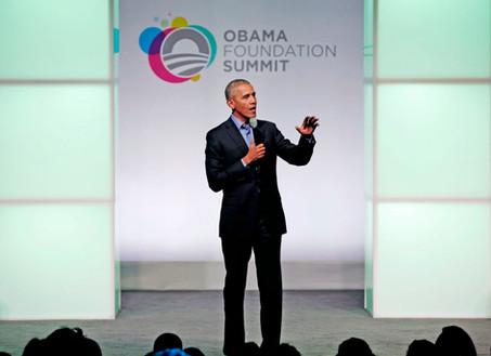 Obama Foundation Summit