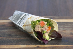 Tortilla-Wrap-Thunfisch