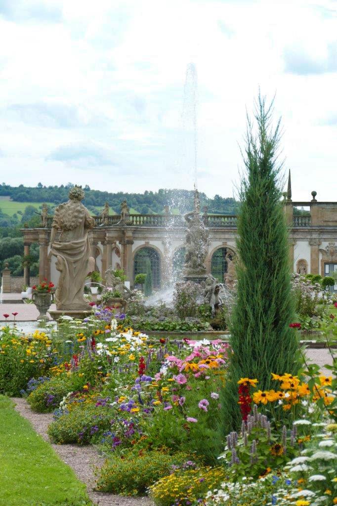 Schloss-Weikersheim-Garten