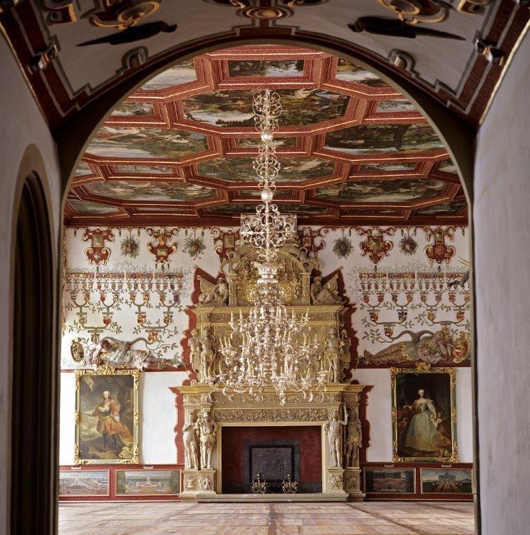 Schloss Weikersheim Saal