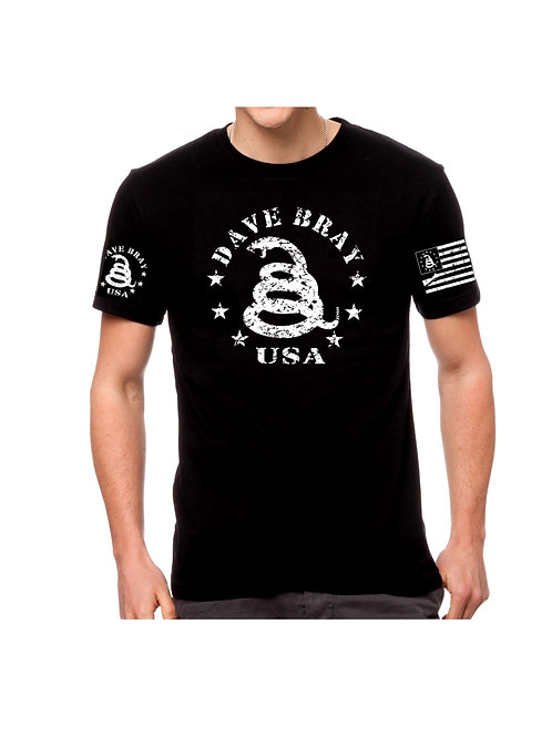 Official Dave Bray USA™ T-Shirt