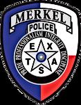Merkel Police Patch 2017