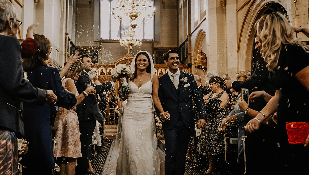Greek Orthodox wedding film in Battersea, Wedding Film, Highlight Film, Wedding Videography, Wedding Video, Savoy Hotel