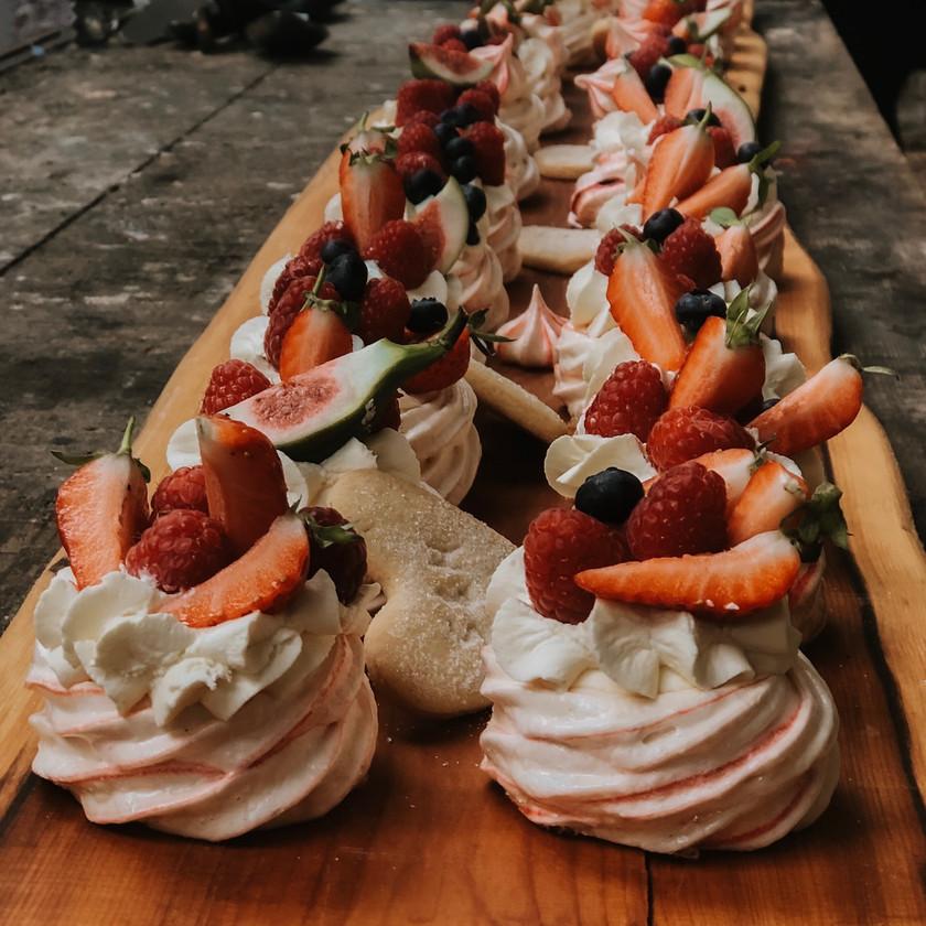 Alternative wedding dessert ideas