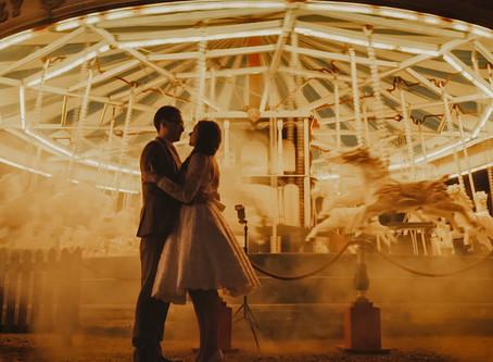 Preston Court Wedding Film // Carouselfie's & Singalongs