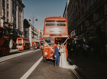 The Savoy, London Wedding Film \\ A Truly 'Smashing' Grand Greek Wedding!