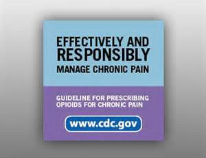 CDC Guidelines on Narcotics:  Generic Protocols vs Individualized Care