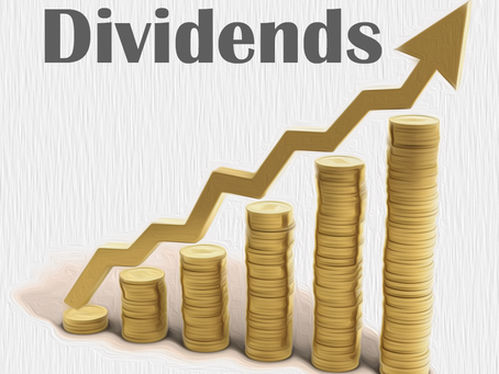 Role of Dividends in the Stock Market