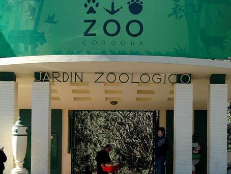 La Justicia pidió informes sobre la crítica situación del Zoo de Córdoba.