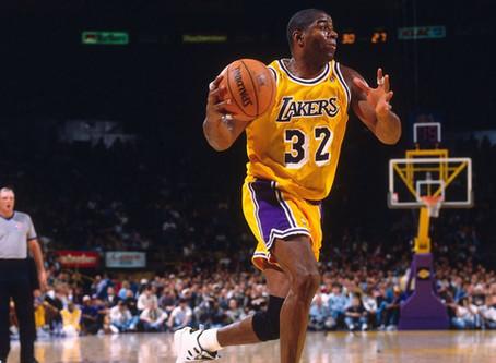 Magic Johnson, la estrella del basquet que impulsa las energías renovables.