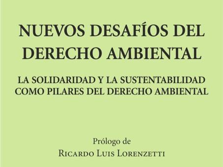 Rubinzal Culzoni engrosa su oferta editorial en Derecho Ambiental.