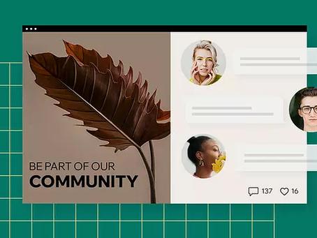 Çevrimiçi Bir Topluluk Oluşturma ve Markanızı Geleceğe Hazırlama