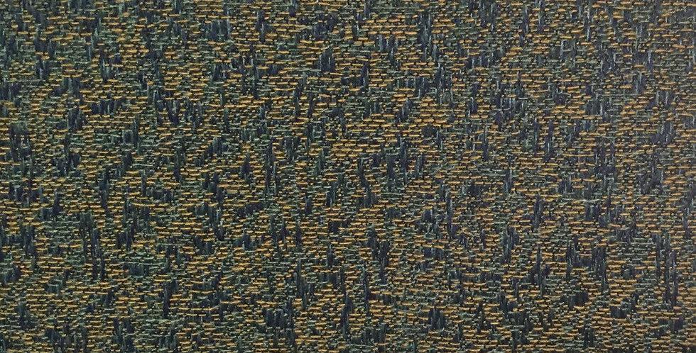 Blue - Gold - Woven