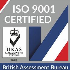 EW Engineering ISO9001:2015