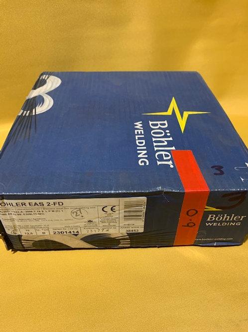Bohler Welding Wire EAS 2-FD 12.5kg 0.9mm