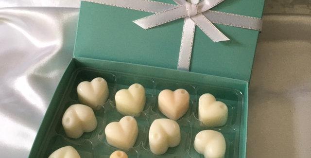 Designer Perfume Wax Melt gift Box