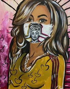 Artception - A Beyonce Study