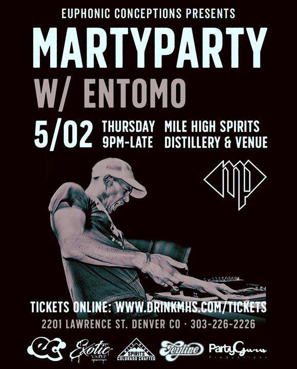 MARTYPARTY Promo Video 2
