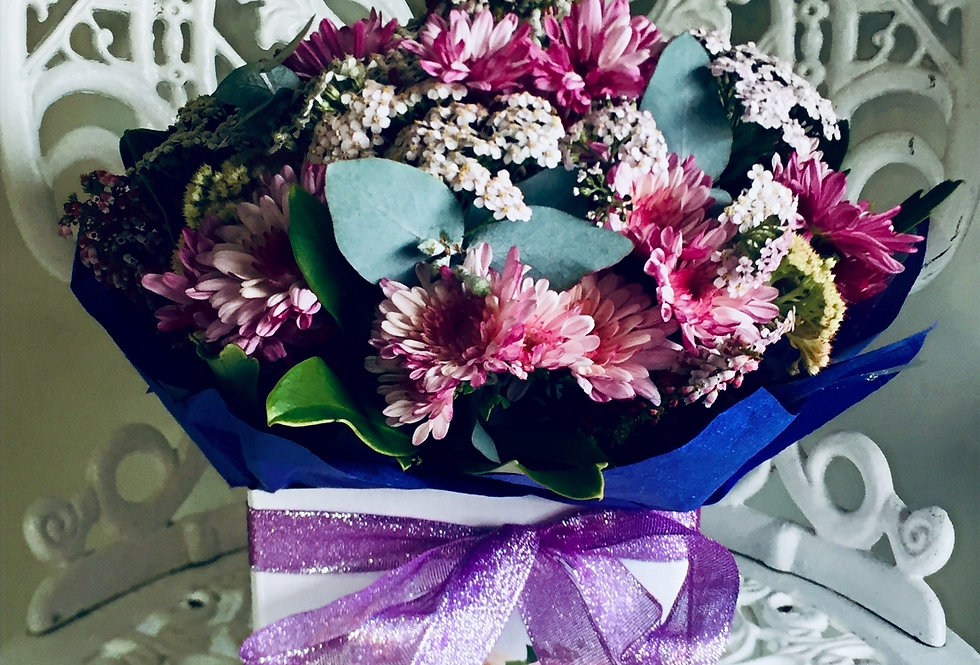Chrysanthe-Mum Box