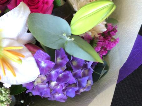 Large mixed summer bouquet 💕