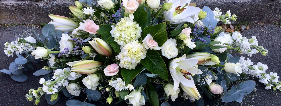 Funeral Casket Arrangement