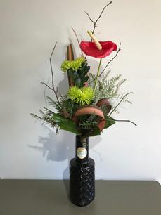 Corporate vase