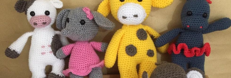 Crochet Toy