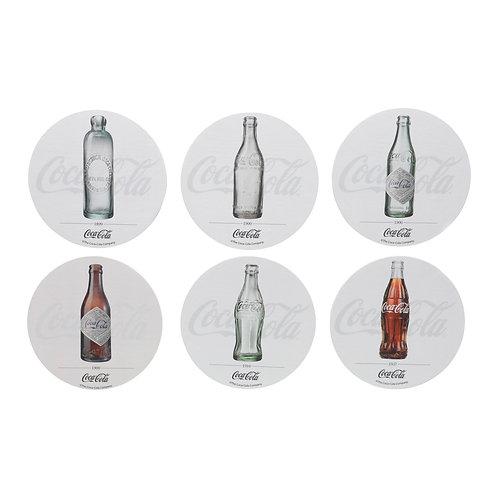 Porta Copos Coca Cola