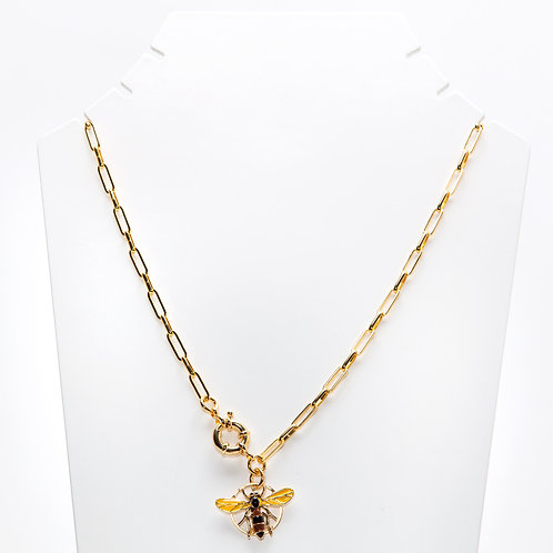 Colar G Chained Bee