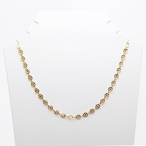 Colar Chained Oval