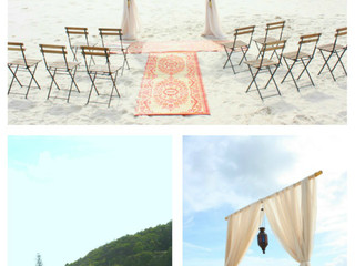 GYPSY LOVE - Wedding Ceremony Package - Wedding Ideas