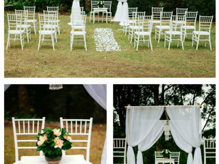 HOLLYWOOD GLAM - Wedding Ceremony Package - Wedding Ideas