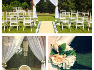 FLORAL FANCY - Wedding Ceremony Package - Wedding Ideas