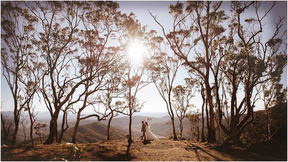 Gold Coast Hinterland Wedding Styled by Gold Coast Wedding Hire