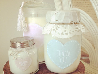 Custom Soy Candles
