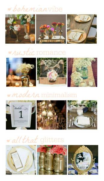 gold coast wedding hire reception packages