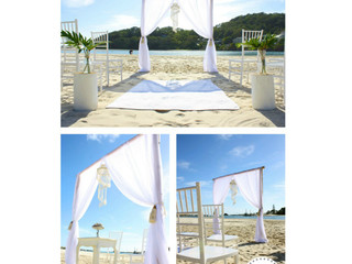 HAMPTONS BEACH - Wedding Ceremony Package - Wedding Ideas