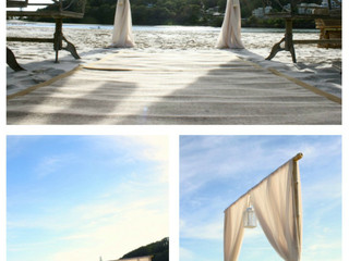 COASTAL CHIC - Wedding Ceremony Package - Wedding Ideas