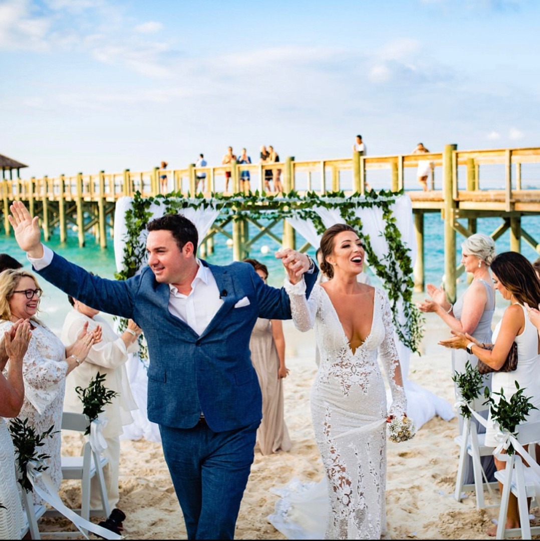 Chuppah & Decor Wedding at Bahamar