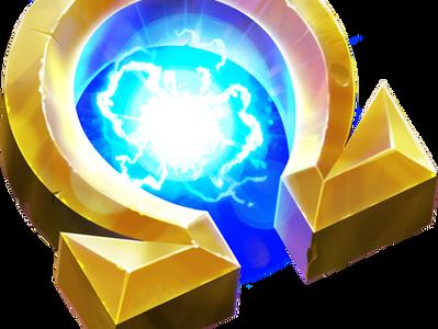 Art Drop: Omega Power-Up