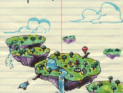 Notebook Dive: Skylanders Lost Islands