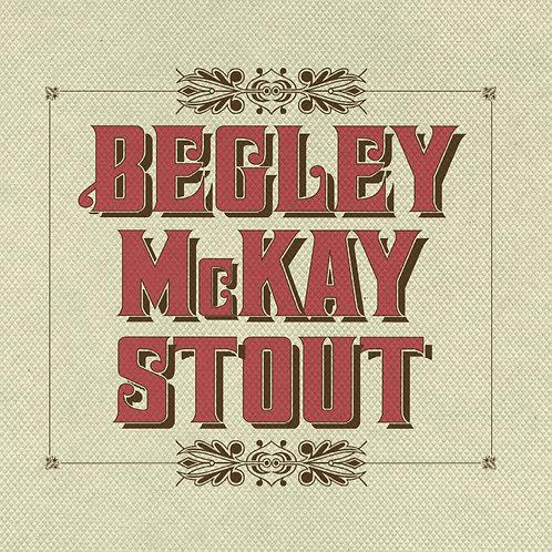 Begley McKay Stout CD