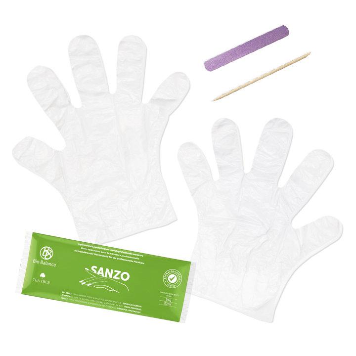 mini-manicure