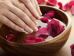 Uitgebreide manicure